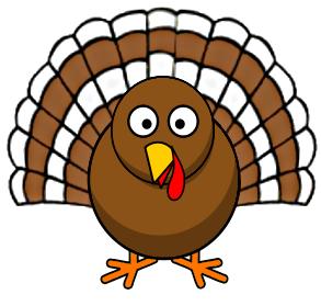 293x279 Tom Turkey Clipart