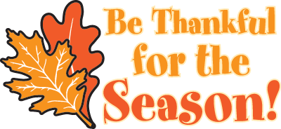 400x184 Be Thankful Thanksgiving Clipart Amp Be Thankful Thanksgiving Clip
