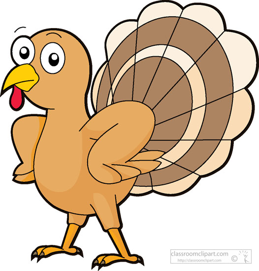 526x550 Cartoon Turkey Clipart Thanksgiving Clipart Clipart Thanksgiving