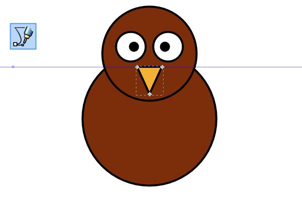 600x400 How To Draw A Cartoon Turkey Inkscape, Gimp, Openoffice