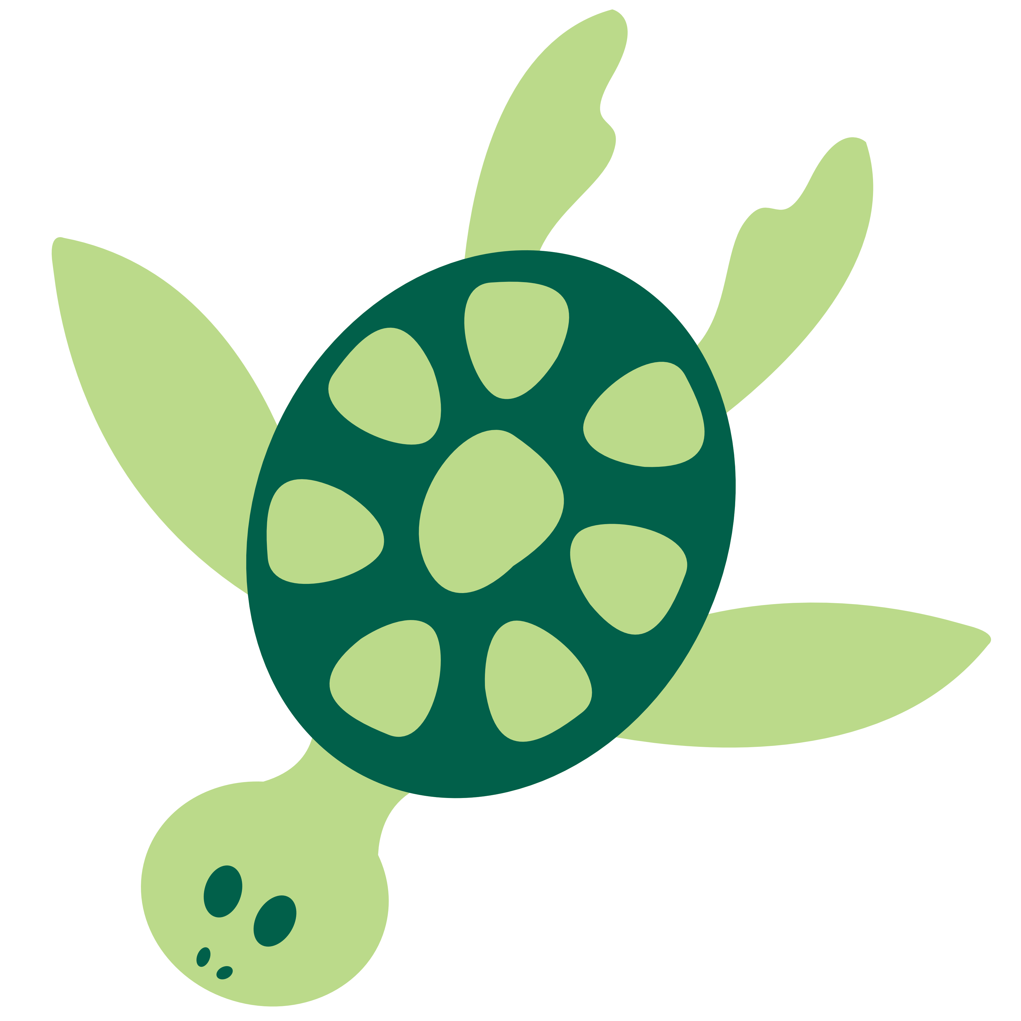 3333x3333 Collection Of Turtle Clipart Background High Quality, Free