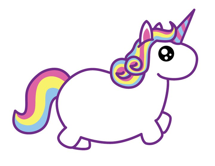 720x556 Cute Unicorn Cliparts Free Download Clip Art
