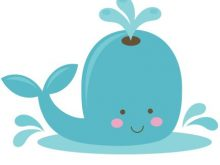 220x165 Cute Whale Clip Art Cartoon Whale Clipart Clipartfest Whale