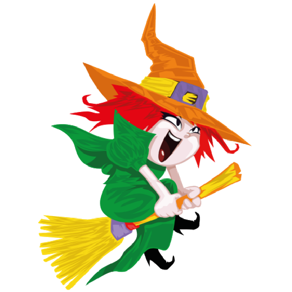 600x600 Funny Witches