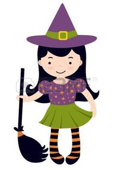 233x350 Witches Saddle Clipart