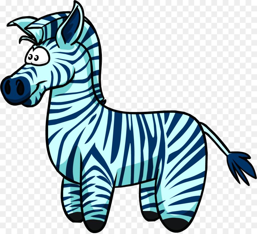 900x820 Club Penguin Cartoon Zebra Clip Art
