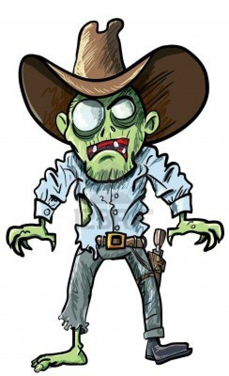 Cartoon Zombie Clipart at GetDrawings | Free download
