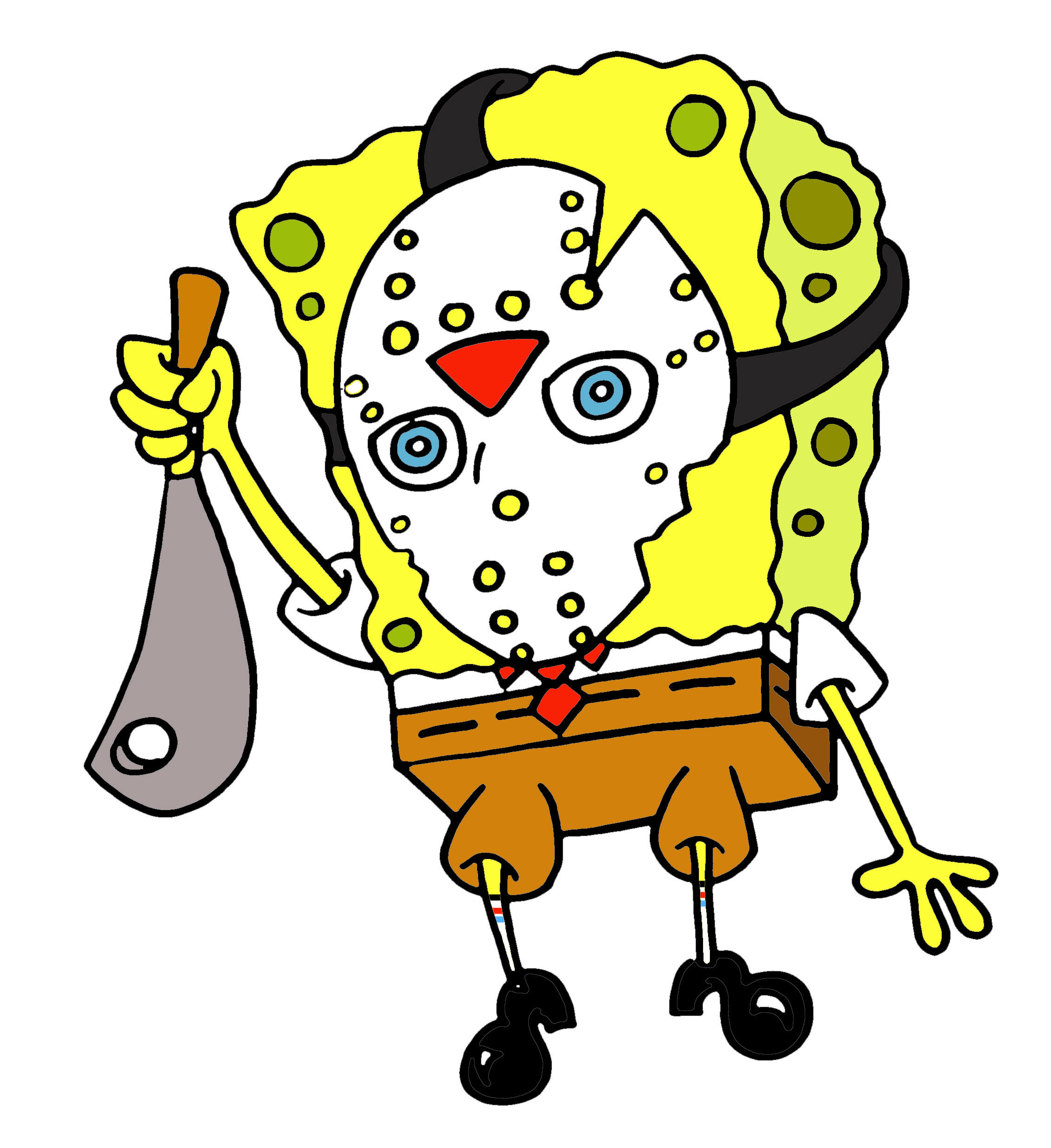 2262x2470 Spongebob Clipart