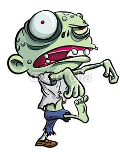 236x298 Anton Brand Zombie Cartoon, Cartoon And Characters