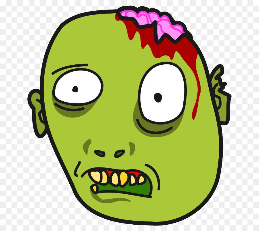 900x800 Cartoon Zombie Clip Art