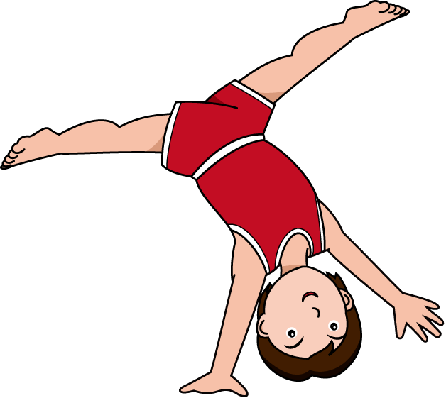 628x561 Collection Of Cartwheel Clipart Free High Quality, Free