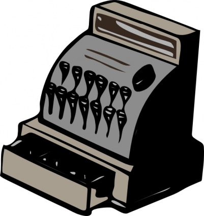 401x425 Free Download Of Cashier Drawer Clip Art Vector Graphic
