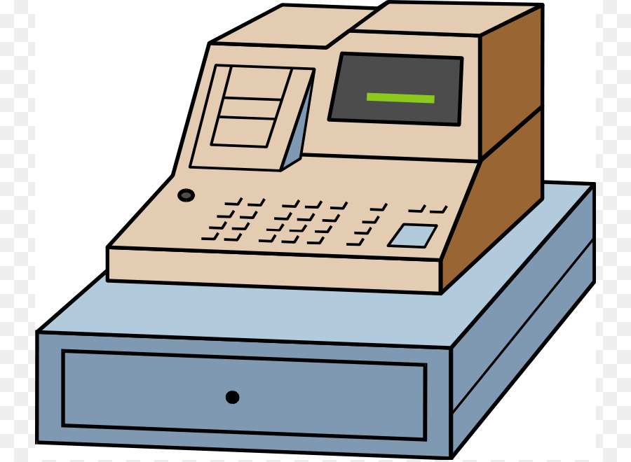 900x660 Cash Register Money Clip Art