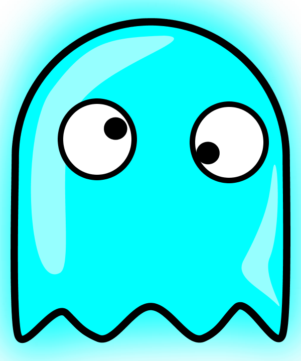 600x719 Ghost Clipart