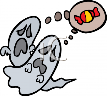 350x314 Ghost Clipart Two