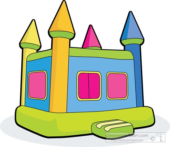 550x477 Clipart Bouncy Castle Bouncy Castle Clip Art Free Clipartfox