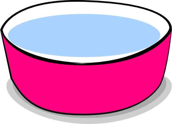 600x433 Clipart Cat Dish 2 Dog Bowls Cliparts Free Download Clip Art