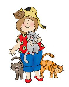 236x296 Cartoon Kittens Pictures