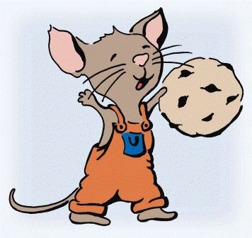 356x336 Mice Clipart If You Give A Mouse A Cookie