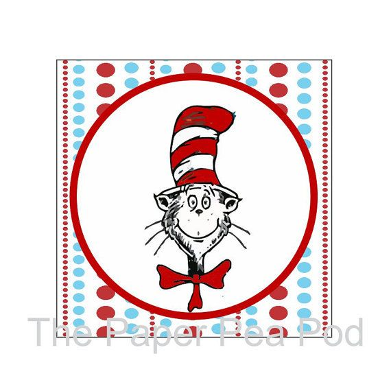 Cat And The Hat Clipart