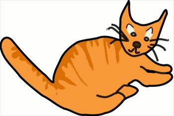 350x235 Cat Clip Art Pictures Free Clipart Images
