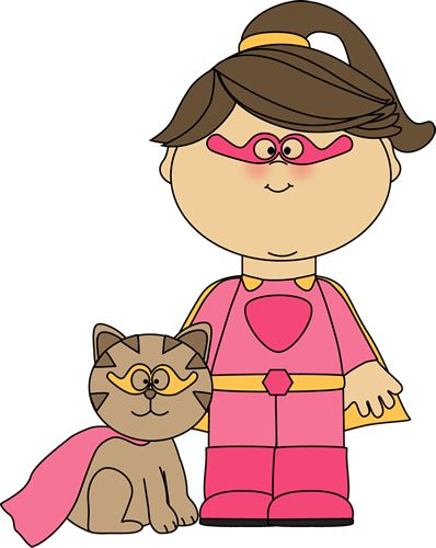 Cat Clipart For Kids