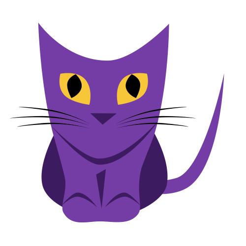 500x500 Cat Clip Art Lovetoknow