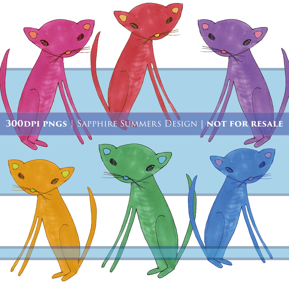 1000x1000 Cats And Dogs Clipart Illustrations