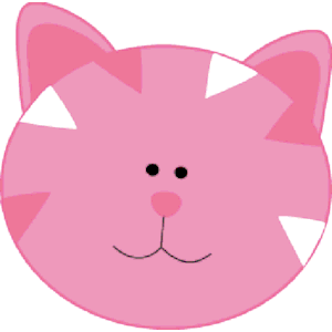 300x300 Gallery Free Cat Face Clip Art,