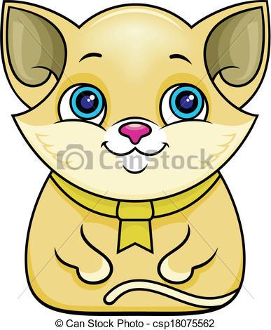 387x470 Brown Cat Clipart Clip Art Images