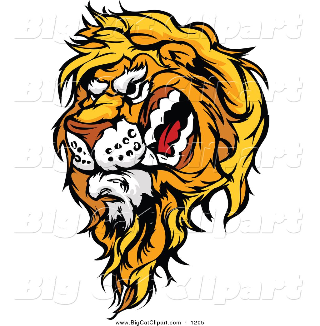 1024x1044 Big Cat Clipart Lion Head