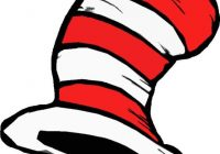 200x140 Dr Seuss Hat Clipart Cat In The Hat Dr Seuss Character Clipart