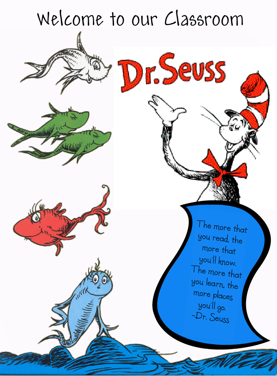 960x1300 Amazing Dr Suess Clipart Cat In The Hat Seuss Clip Art Printable