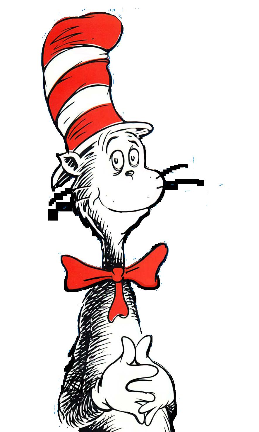885x1473 Dr Seuss Clip Art