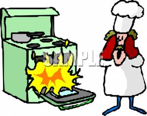 300x237 Kitchen Fire Clipart Clipart Panda