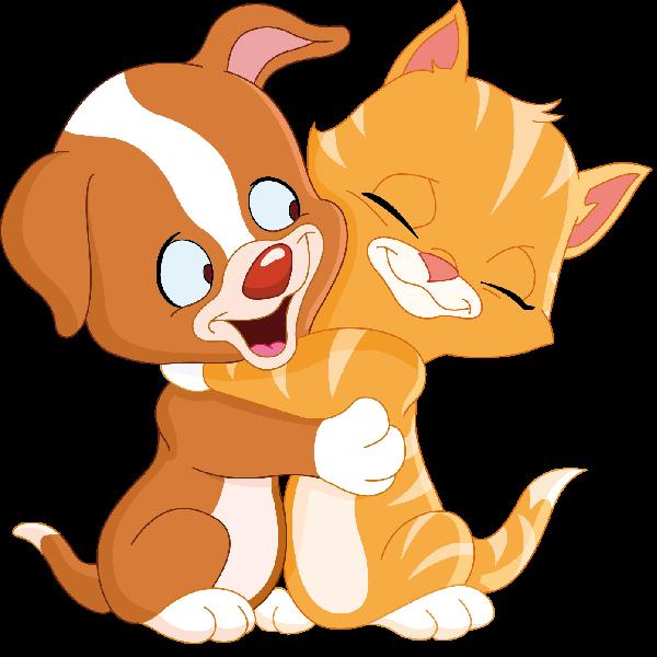 Catdog Clipart