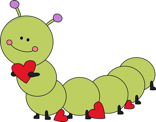 500x392 40 Best Caterpillars And Worms Images On Clip Art