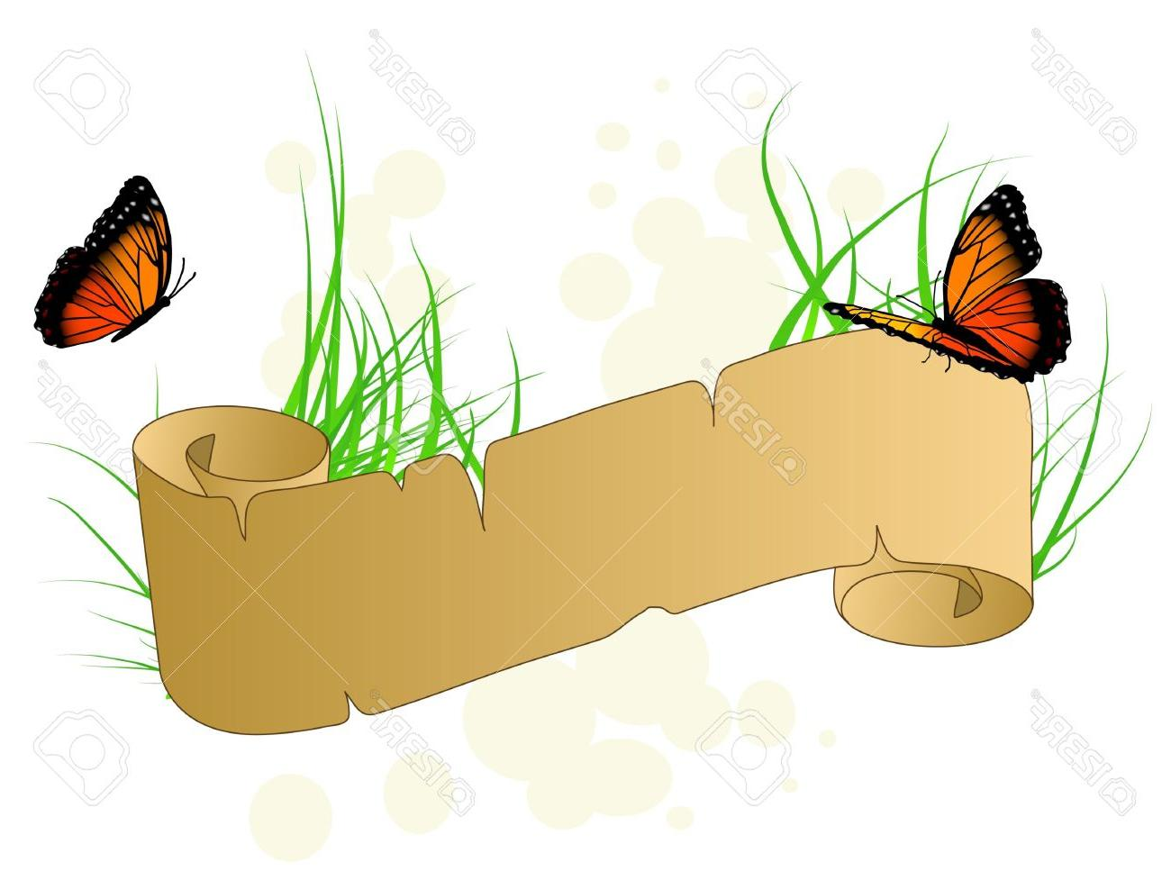 1300x977 Best 15 Butterfly Clipart Banner File Free