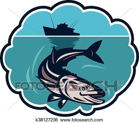 450x397 Fishing Boat Clipart Catfish 3532987