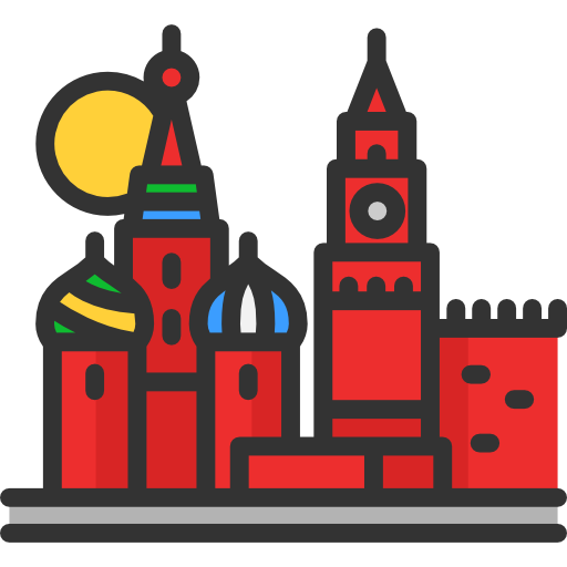 512x512 Moscow Clipart Russian