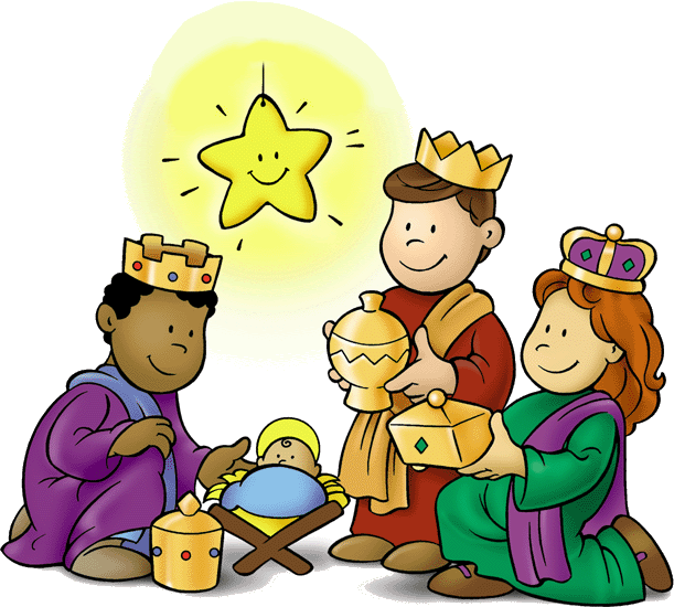 Catholic Christmas Clipart