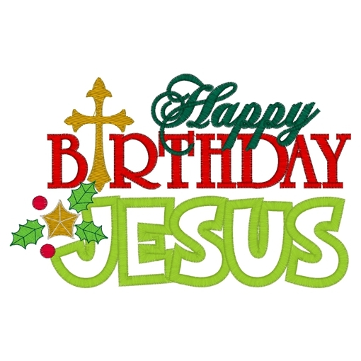 510x510 Merry Christmas Jesus Clipart Merry Christmas And Happy New Year