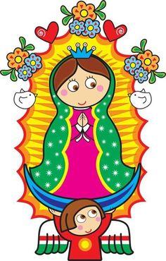 236x370 Pin By Dorita Rico On Virgencita Plis Santos, Clip