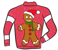 200x172 Ugly Sweater Clip Art 630221