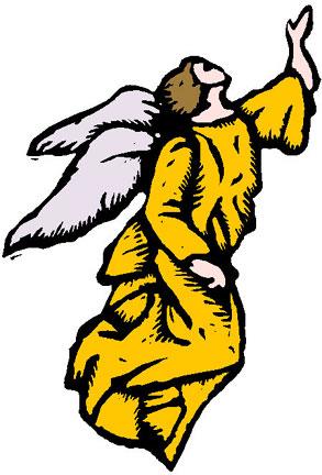 293x432 Angel Clipart Catholic