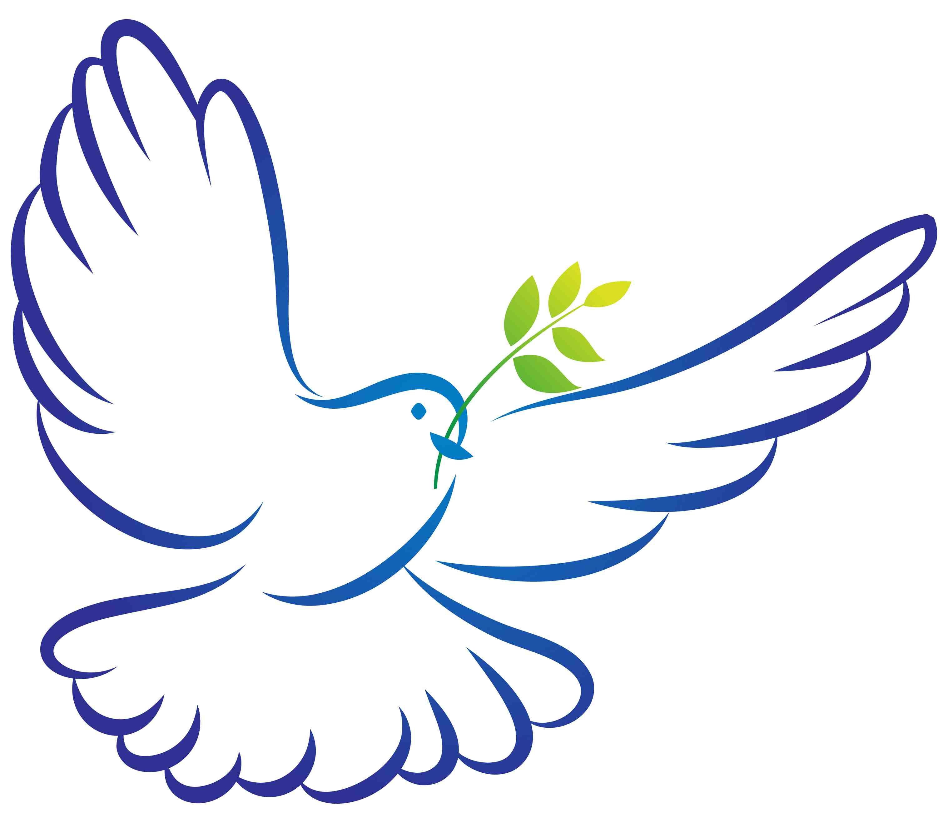 3035x2634 Confirmation Dove Clip Art Dove Clipart Sacrament 8
