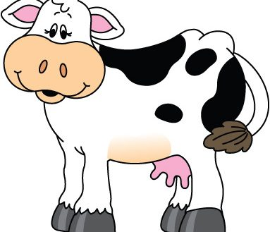 383x329 Cow Pictures For Kids Coloring Page Sporturka Cowboy Pictures