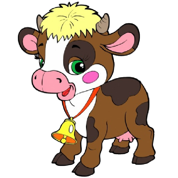 600x600 Cattle Clipart