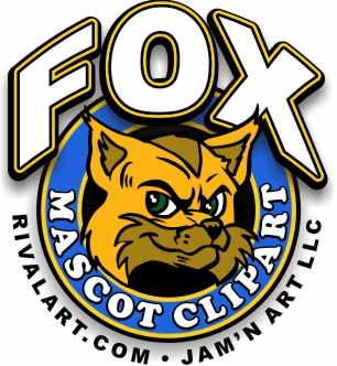306x332 Fox Clipart