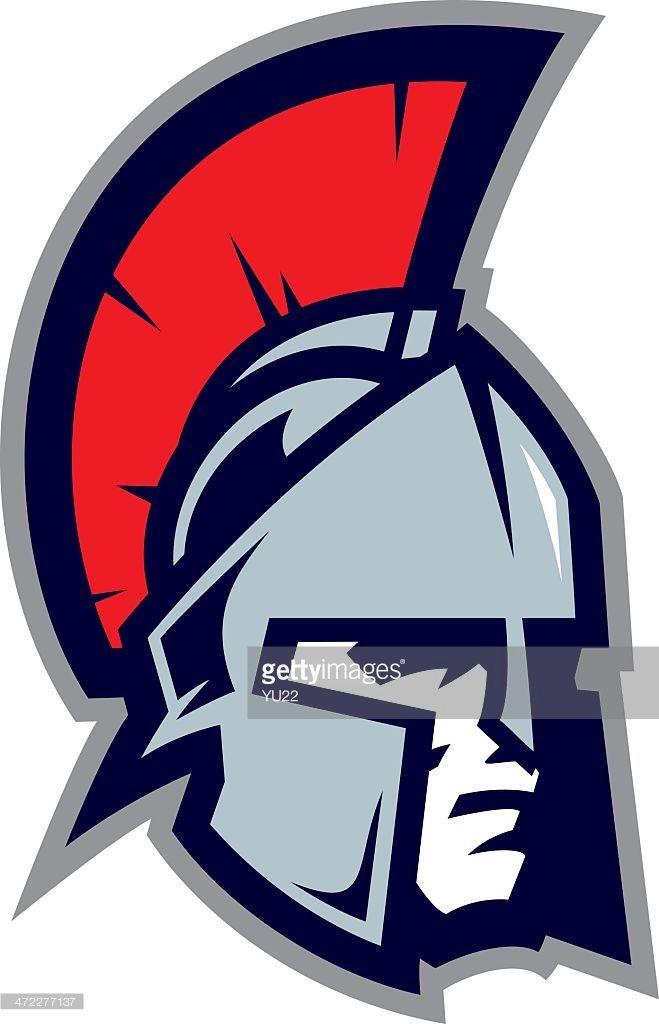 659x1024 Vector Art Spartan Head Mascot Sjs Cavaliers